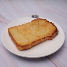 ขนมปังปิ้งเนยนมน้ำตาล